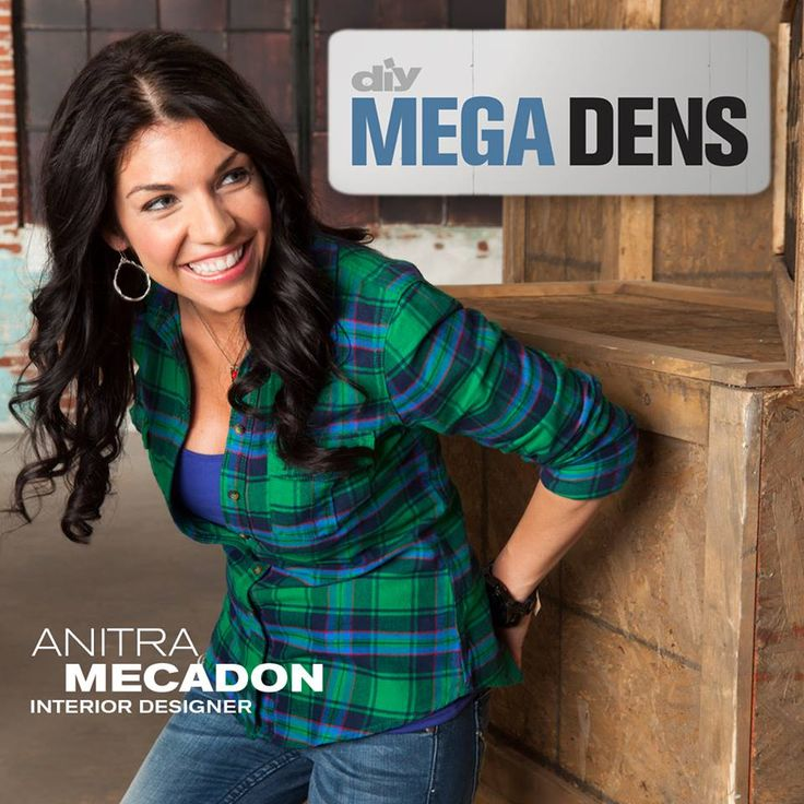 INTERVIEW WITH DIY NETWORK STAR, #Anitra #Mecadon. She has a rock 'n' roll approach when it comes to interior design. On her hit show, #Mega #Dens, Anitra designs & builds the ultimate rec room sanctuaries. Krisztina Bell & Paisley McDonald hang with this made in the USA gal! Listen to podcast: https://itun.es/i6Fh5zt