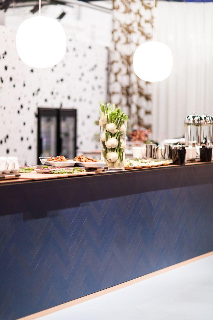 Formex 2016. Trend Restaurant. Bjelin WoodFiber. Photo: Tomas Klinta