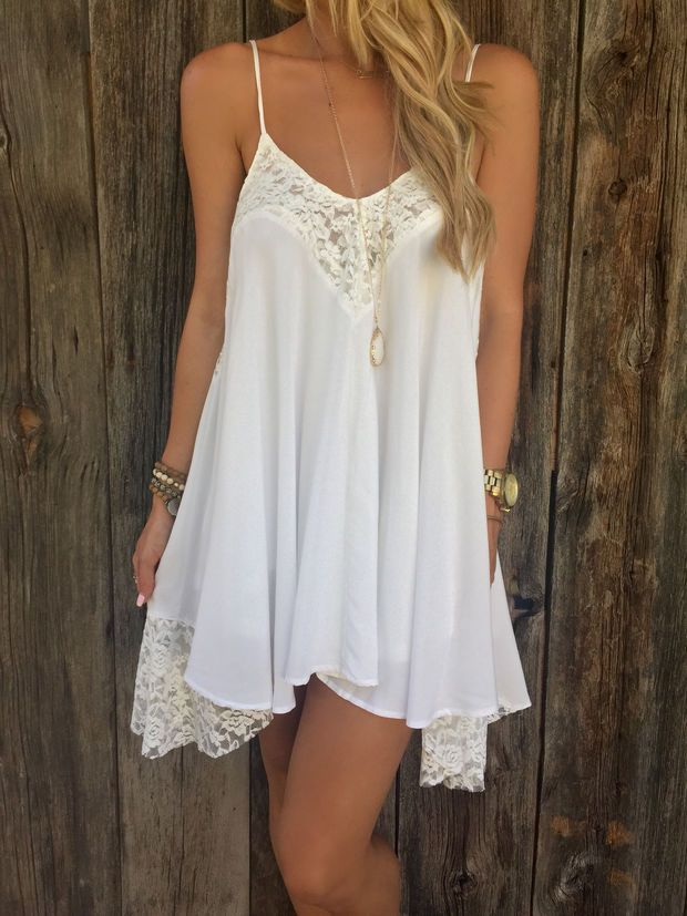 Sweet Love Lace Dress @only1mallory