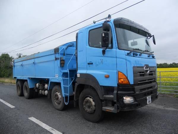 2007 HINO 3241