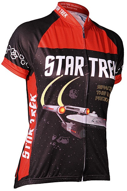 Star Trek Ladies' Cycle Jersey