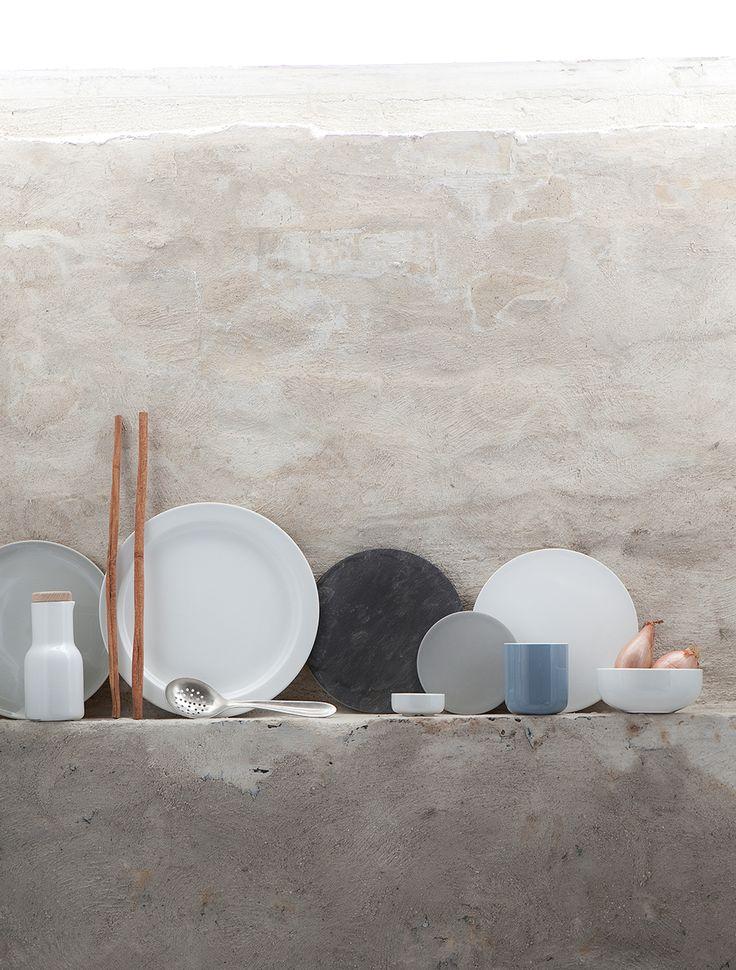 Kolekcja akcesoriów stołowy Menu New Norm