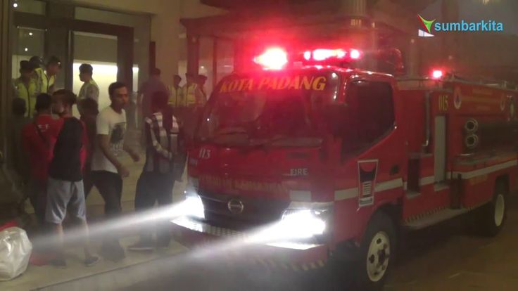 Hotel Terbakar, Pengunjung Panik