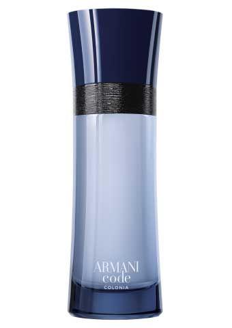 Armani Code Colonia Giorgio Armani cologne - a new fragrance for men 2017