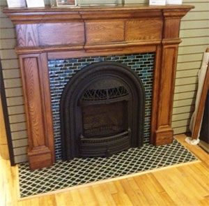 55 best Fireplace images on Pinterest | Fireplace ideas, Fireplace ...