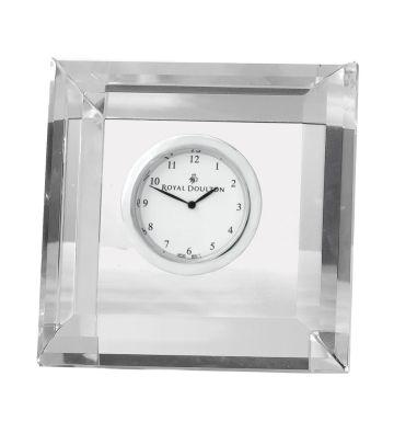Mi Emporium - Radiance Giftware Clock Square Faceted