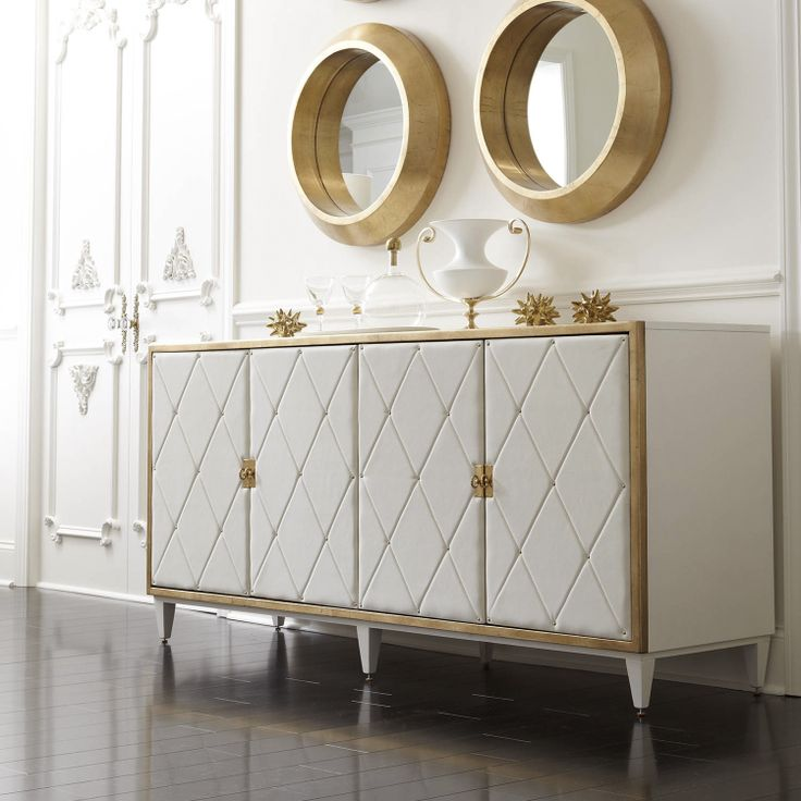 Enjoy this FIRST LOOK at a piece we will debut in April 2014—our Jet Set Buffet...already awarded TOP PICK status by Pulp Design Studios in the DecorMentor High Point Market official preview chat!   Thank you so much, Beth + Carolina at Pulp Design Studios !  #Bernhardt