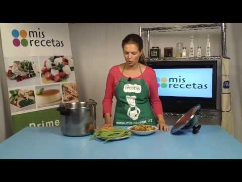 Tiempos de coccion de recetas basicas para utilizar la olla rapida