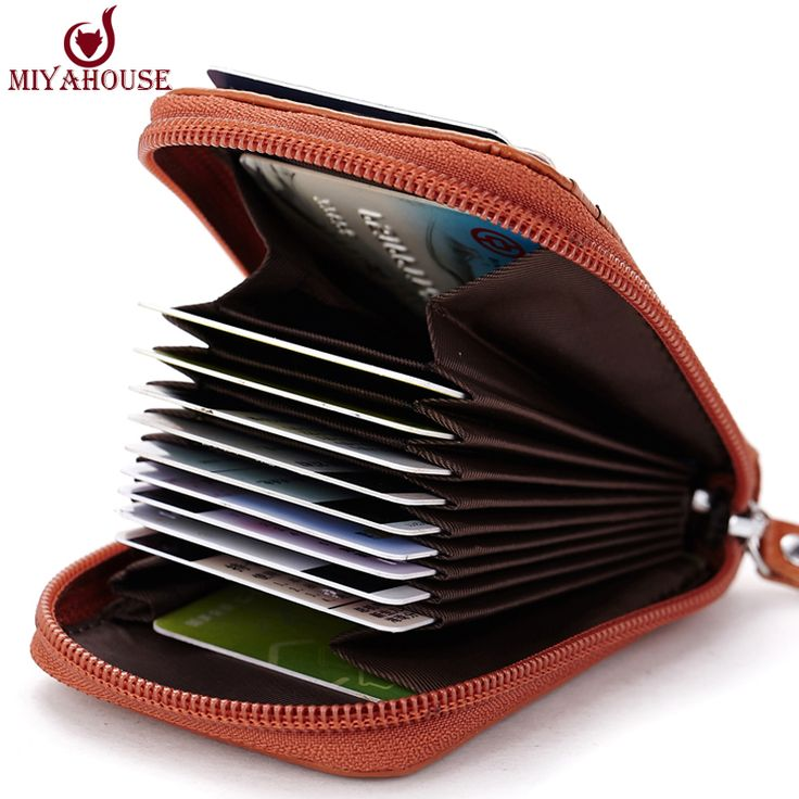 Hot Sale Genuine Leather Unisex ≧ Card Holder Wallets 【title】 High Quality Female Credit Card Holders Women Pillow Card holder PurseHot Sale Genuine Leather Unisex Card Holder Wallets High Quality Female Credit Card Holders Women Pillow Card holder Purse
