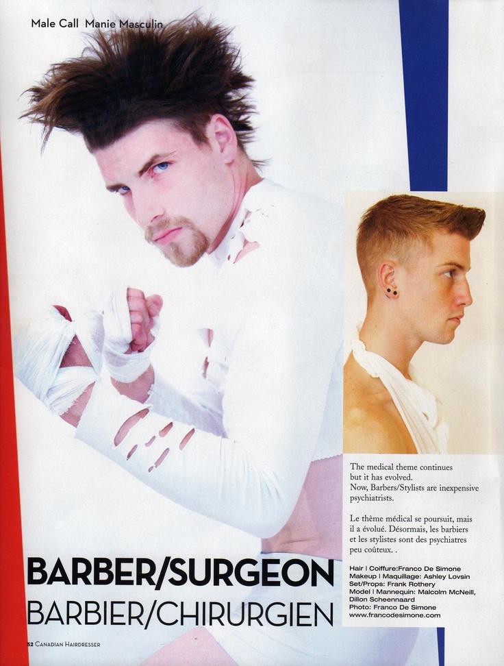 Canadian Hairdressers International