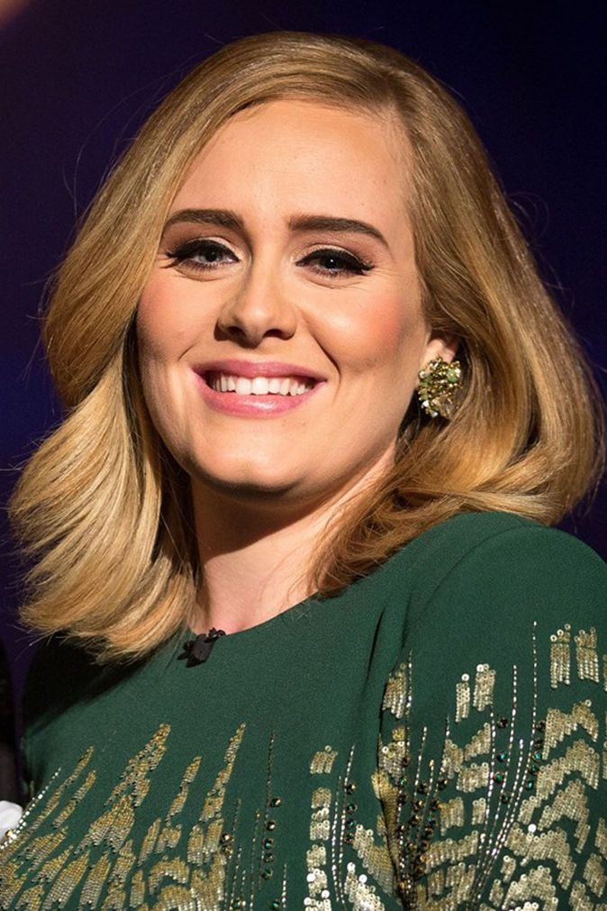 Adele, Before and After   Beautyeditor