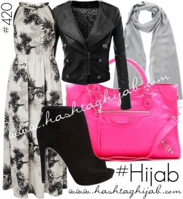 Hashtag Hijab Outfit #420