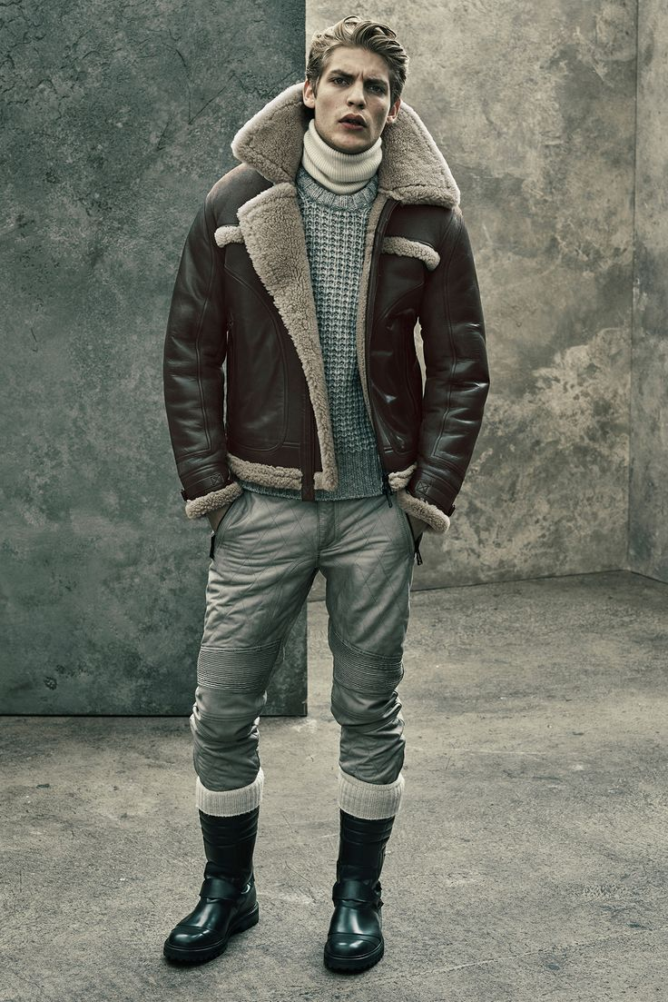 Belstaff Fall 2015 Menswear - Collection - Gallery - Style.com