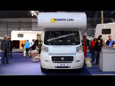 Touring Cars, motorhome rental  www.caravanuutiset.com