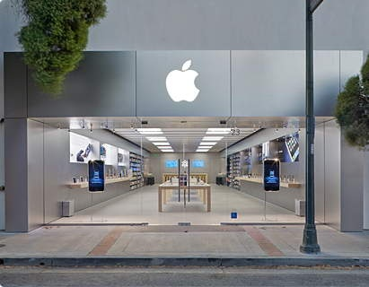 I love the Apple store in Downtown Los Gatos!  Great service and knowledge!