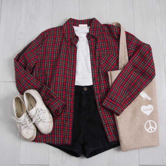 Official Korean Fashion Blog: Korean Fashion Sets #koreanfashion #koreanstyle #ulzzang #outfit