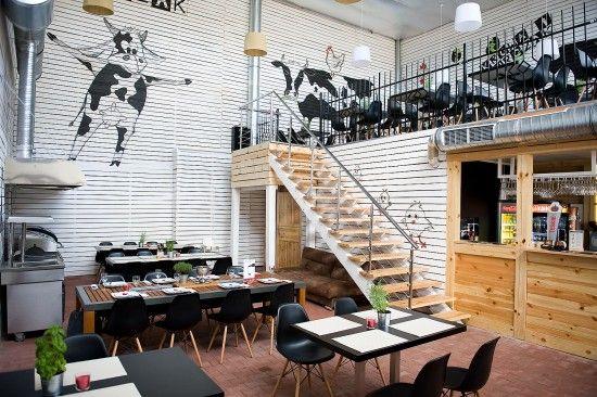 Nowe lokale: ugotuj sobie obiad w restauracji; pizzeria maniana, trattoria gusto, notociacho, Neighbours kitchen, krowa i kurczak