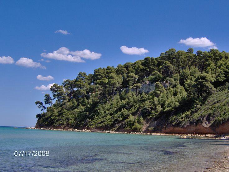 Kassandra, Halkidiki, Greece