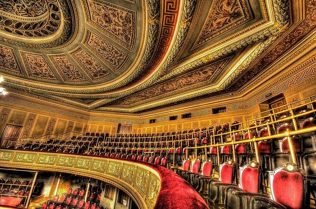 Opera House, Riga