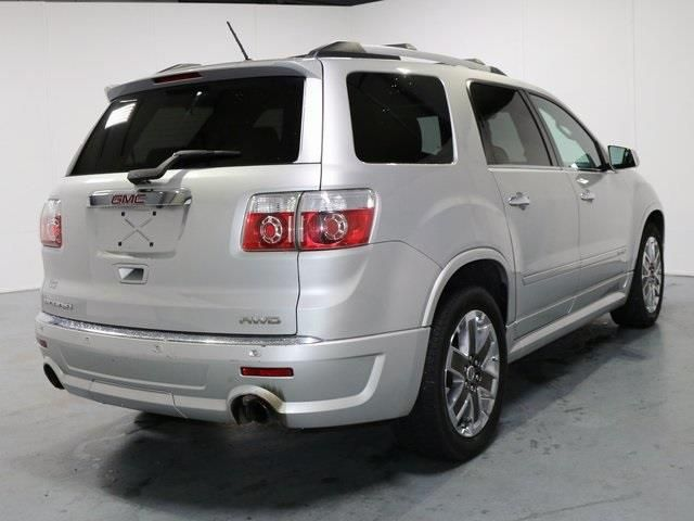 2012 Gmc Acadia Denali In 2020 Acadia Denali Wheel Flares Head