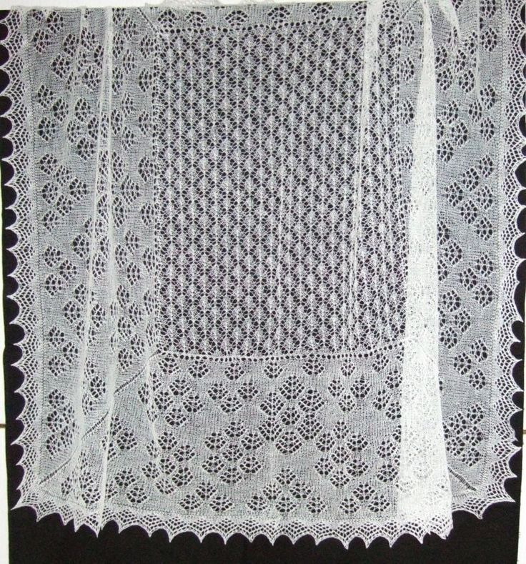 Knitting Pattern For Shetland Lace Shawl : 2613 Best images about Knitting Shawls on Pinterest Knit patterns, Lace kni...