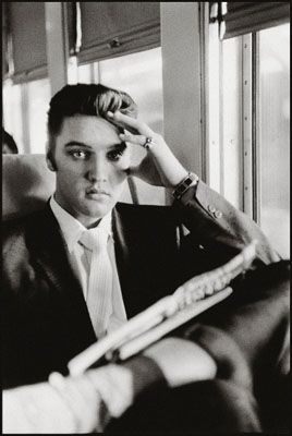 Elvis by Gordon Parks