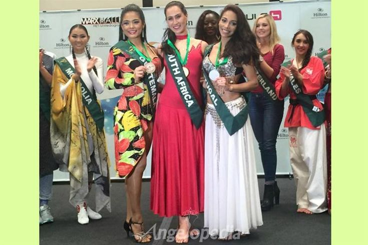 Miss Earth 2015 Talent Competition Winners announced