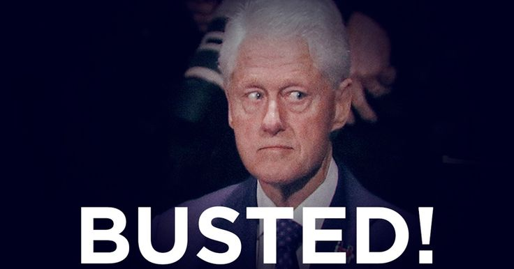 Busted! Bill Clinton's Face When Trump Brings Up The Rape Allegations Is Priceless