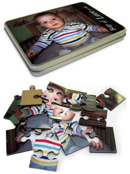 Puzzles con fotos  - los vendemos con cajita metálica! :)  http://www.fotoregalosoriginales.es/puzzle-personalizado.aspx#