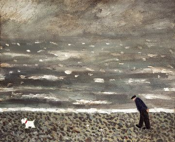 Down by the Sea by Gary Bunt - Down by the sea on a windy day My old master and me When we get home I'll have a bone And he will have a nice cup of tea