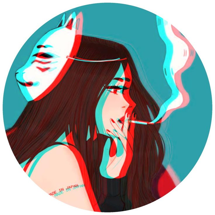 Kitsune Anime Pixel Art Cartoon Profile Pics Aesthetic Anime