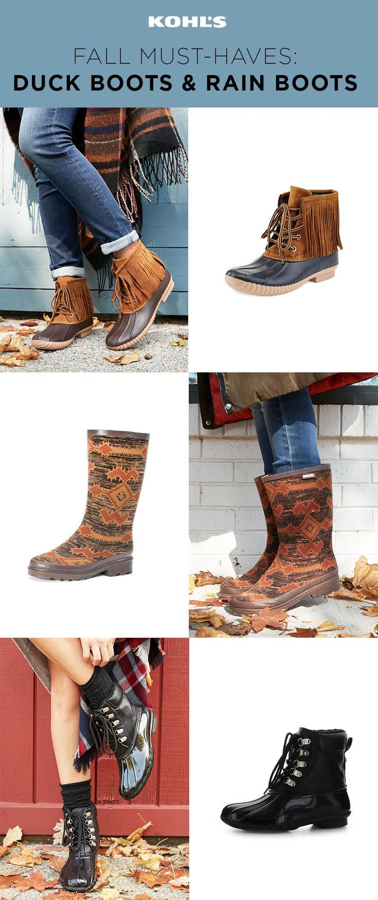 Fall weather can be unpredictable. We