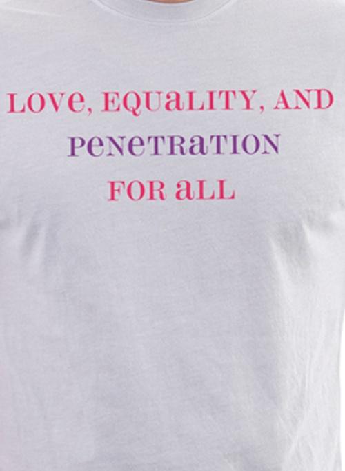 chelsea handler t-shirt available at wegiveadamn.org
