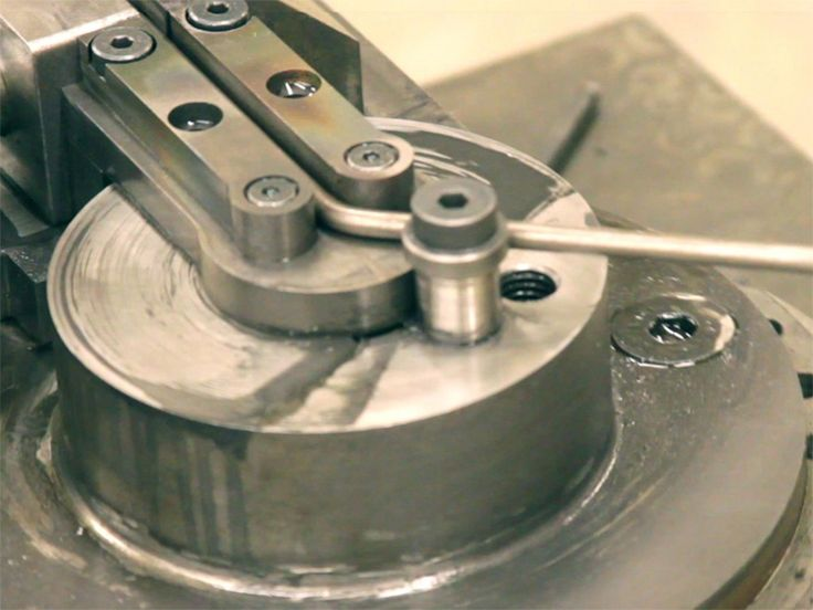 Eyeglass Frame Bender : CNC rod bender Innov Pinterest CNC and Workshop