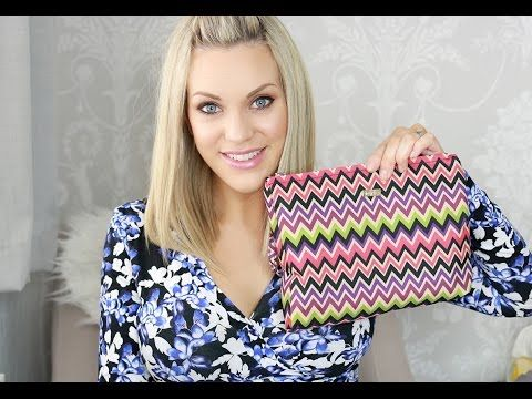 What's In My Hospital Bag: Makeup - YouTube