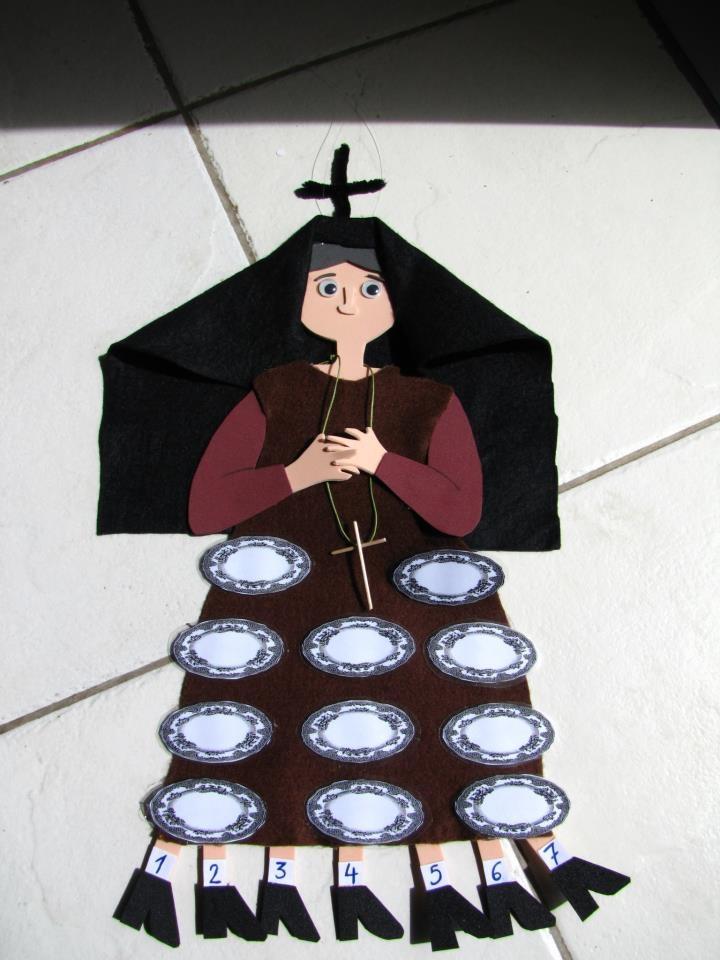 Η κυρά Σαρακοστή προτού διαλέξει τα νηστήσιμα φαγητά...