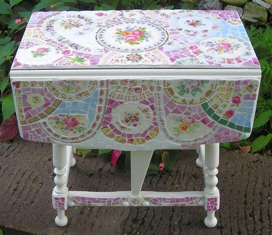 1000 Ideas About Mosaic Tile Table On Pinterest: 1000+ Images About Crafts~Mosaic & Stones On Pinterest