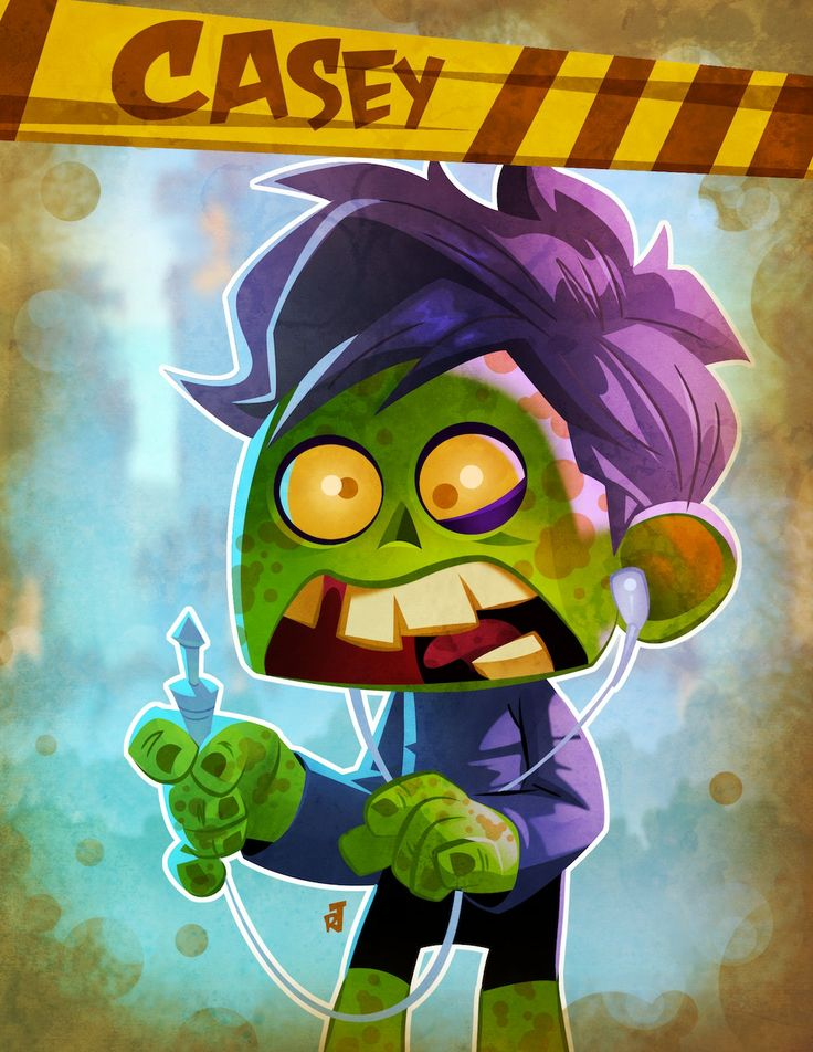 OH GOOD GRIEF: Zombies (Booyah)