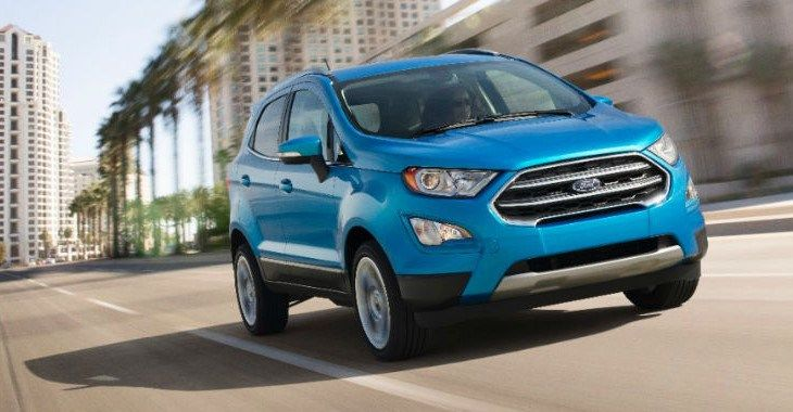 2019 Ford Ecosport Performance Ford Ecosport Ford 2019 Ford