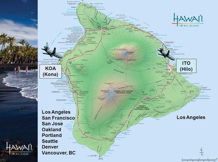 The 25 best Map of hawaii ideas on Pinterest  Visit hawaii