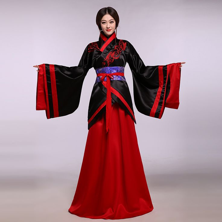 find more information about chinese traditional costume