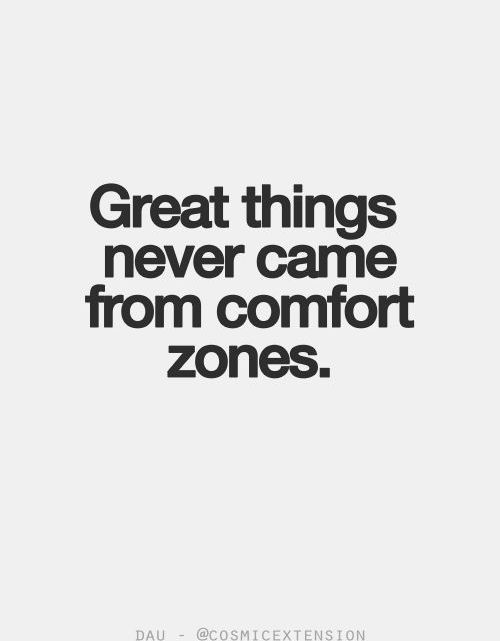 Comfort Quotes Simple Comfort Zone Quote Wisdom Quotes