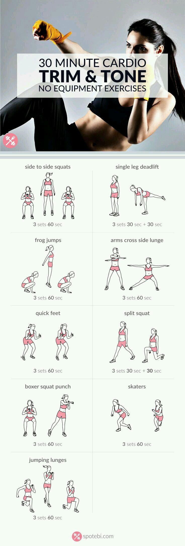 (Leg Workout At Home)