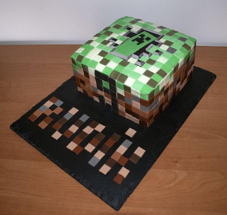 Dort minecraft. Minecraft Cake.