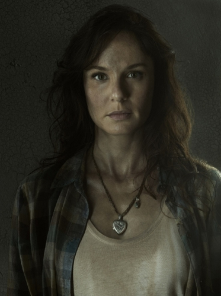 The Walking Dead - Deputy Rick Grimes' dumb*&% wife, Lori