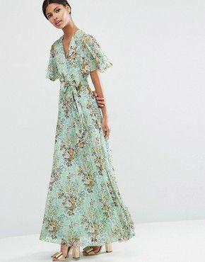 Floral dresses | Shop for Winter floral dresses | ASOS