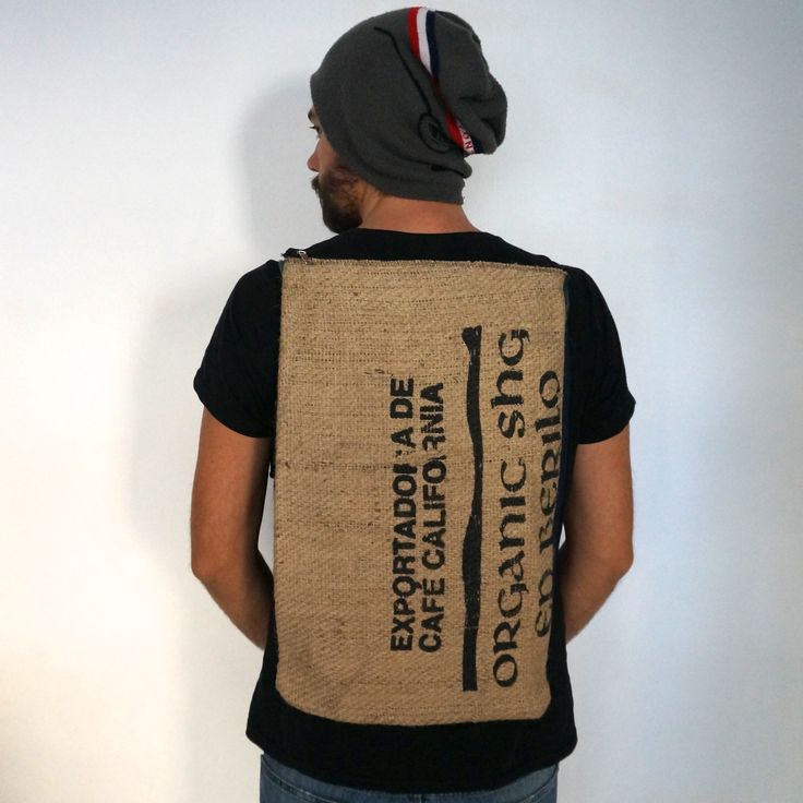 "Zaino cycling backpack ECO Modello: ""California Organic"""