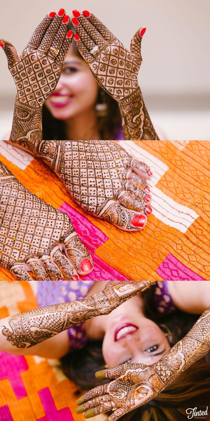 Mehndi ceremony – Ludhiana, India