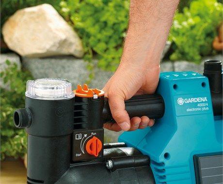 Pump - Water Pumps for Garden Irrigation by GARDENA