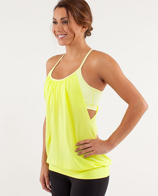 Loving This Tank Top With Built In Bra For Yoga, Working